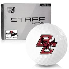 Wilson Staff Staff Model Boston College Eagles Golf Balls