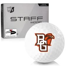 Wilson Staff Staff Model Bowling Green Falcons Golf Balls