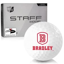 Wilson Staff Staff Model Bradley Braves Golf Balls