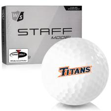 Wilson Staff Staff Model Cal State Fullerton Titans Golf Balls