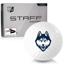 Wilson Staff Staff Model UConn Huskies Golf Balls