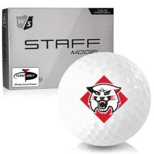 Wilson Staff Staff Model Davidson Wildcats Golf Balls