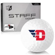 Wilson Staff Staff Model Dayton Flyers Golf Balls