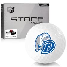 Wilson Staff Staff Model Drake Bulldogs Golf Balls