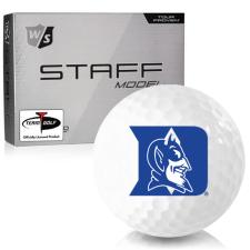 Wilson Staff Staff Model Duke Blue Devils Golf Balls