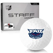Wilson Staff Staff Model Florida Atlantic Owls Golf Balls