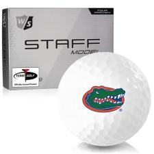 Wilson Staff Staff Model Florida Gators Golf Balls