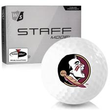 Wilson Staff Staff Model Florida State Seminoles Golf Balls