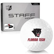 Wilson Staff Staff Model Florida Tech Panthers Golf Balls