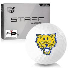 Wilson Staff Staff Model Fort Valley State Wildcats Golf Balls