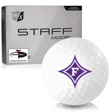 Wilson Staff Staff Model Furman Paladins Golf Balls