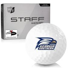 Wilson Staff Staff Model Georgia Southern Eagles Golf Balls