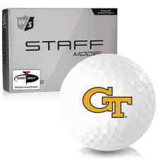 Wilson Staff Staff Model Georgia Tech Golf Balls