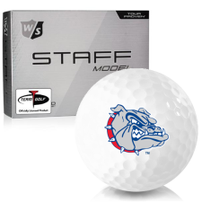 Wilson Staff Staff Model Gonzaga Bulldogs Golf Balls