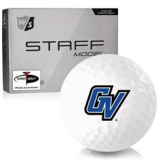 Wilson Staff Staff Model Grand Valley State Lakers Golf Balls