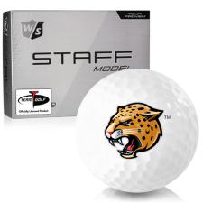 Wilson Staff Staff Model IUPUI Jaguars Golf Balls