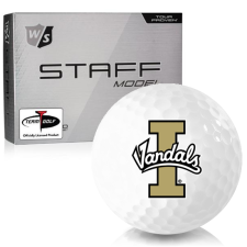 Wilson Staff Staff Model Idaho Vandals Golf Balls