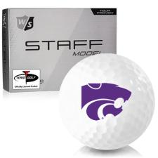 Wilson Staff Staff Model Kansas State Wildcats Golf Balls