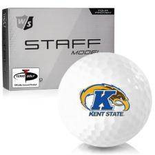 Wilson Staff Staff Model Kent State Golden Flashes Golf Balls