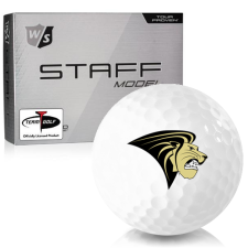 Wilson Staff Staff Model Lindenwood Lions Golf Balls