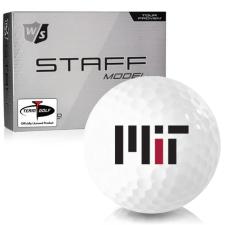 Wilson Staff Staff Model MIT - Massachusetts Institute of Technology Golf Balls