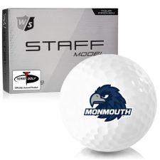 Wilson Staff Staff Model Monmouth Hawks Golf Balls