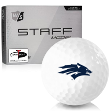 Wilson Staff Staff Model Nevada Wolfpack Golf Balls