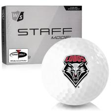 Wilson Staff Staff Model New Mexico Lobos Golf Balls