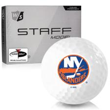 Wilson Staff Staff Model New York Islanders Golf Balls