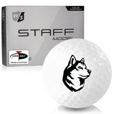 Wilson Staff Staff Model Northeastern Huskies Golf Balls