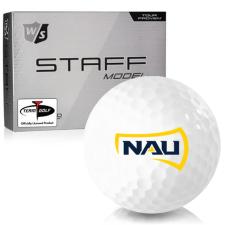 Wilson Staff Staff Model Northern Arizona Lumberjacks Golf Balls