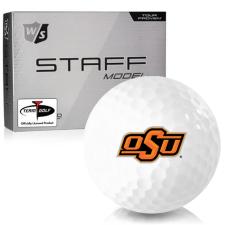 Wilson Staff Staff Model Oklahoma State Cowboys Golf Balls