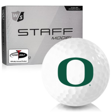 Wilson Staff Staff Model Oregon Ducks Golf Balls