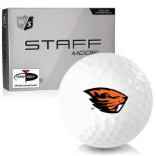 Wilson Staff Staff Model Oregon State Beavers Golf Balls