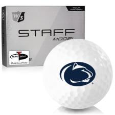 Wilson Staff Staff Model Penn State Nittany Lions Golf Balls