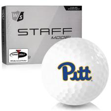 Wilson Staff Staff Model Pittsburgh Panthers Golf Balls