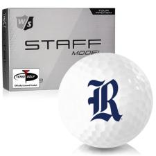 Wilson Staff Staff Model Rice Owls Golf Balls