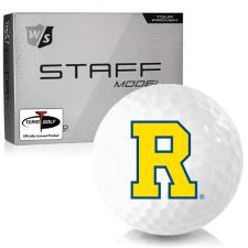Wilson Staff Staff Model Rochester Yellowjackets Golf Balls