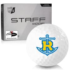 Wilson Staff Staff Model Rollins Tars Golf Balls