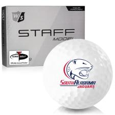 Wilson Staff Staff Model South Alabama Jaguars Golf Balls