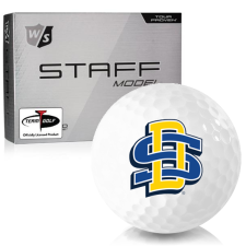 Wilson Staff Staff Model South Dakota State Golf Balls