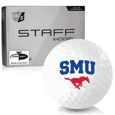 Wilson Staff Staff Model SMU Mustangs Golf Balls