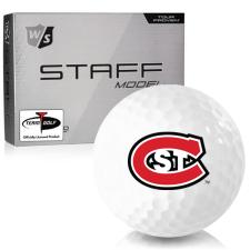 Wilson Staff Staff Model St. Cloud State Huskies Golf Balls