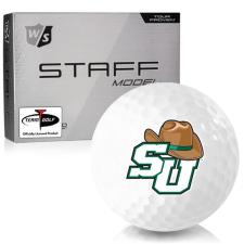 Wilson Staff Staff Model Stetson Hatters Golf Balls