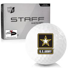 Wilson Staff Staff Model US Army Golf Balls