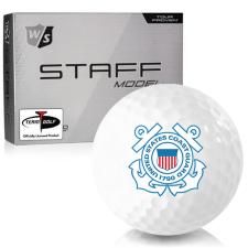 Wilson Staff Staff Model US Coast Guard Golf Balls