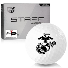 Wilson Staff Staff Model US Marine Corps Golf Balls
