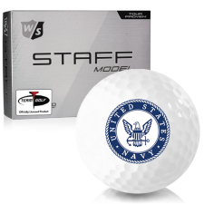 Wilson Staff Staff Model US Navy Golf Balls