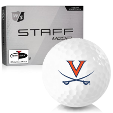 Wilson Staff Staff Model Virginia Cavaliers Golf Balls