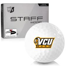 Wilson Staff Staff Model Virginia Commonwealth Rams Golf Balls